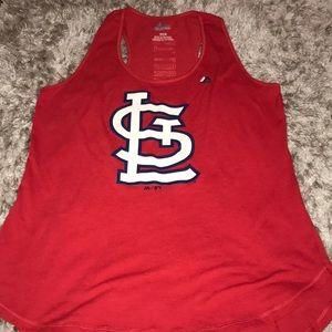 St. louis Cardinals Tank Top